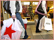 While many top retailers were hit with weak same-store sales, luxury stores were immune from the downward trend.