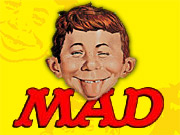 Like most baby boomers, our columnist took his early cues from the extremist manifesto Mad magazine.