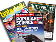 Time's Parenting Group and most of its Time4 Media magazines go up for sale today.