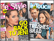 Two Tabloids, one editor