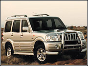 An SUV from Mahindra that may make it to U.S. dealerships