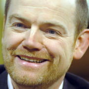 Mark Thompson, the former BBC director general who is now CEO at The New York Times Co.