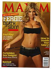 Maxim is the strongest asset in the auction. The magazine's paid circulation has found a plateau of 2.5 million and its ad pages grew 20.2% in the first quarter, according to PIB.