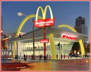 The CMO of McDonald's commands a $728 million marketing communications budget. | ALSO: Comment on this story in the 'Your Opinion' box below.