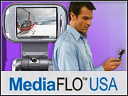 Along with Verizon Wireless, AT&T also plans on offering MediaFlo's service.