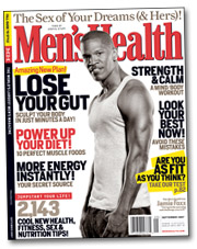 Already Onboard: Men's Health agreed last year to give MediaVest issue-specific circulation guarantees.