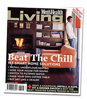 The South Africa version of Men's Health Living.