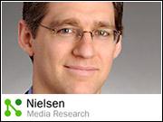 Jed Meyer, senior-VP Nielsen Digital Plus