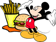 Among other things, Disney will ban trans fat products at McDonald's restaurants in its theme parks. | ALSO: Comment on this article in the 'Your Opinion' box below.