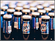 Miller Lite's sales declined last year.