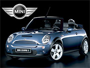 All 150,000-plus Mini owners will get a black box in the mail, with materials to decipher the print ads.