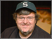 Pharmaceutical companies have told their employees not to talk to documentary filmmaker Michael Moore, whose next project, 'Sicko,' looks at health care in the U.S.