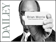 Brian Morris is out at Dailey.