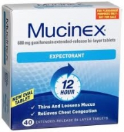 Sales of Mucinex's leading products more than doubled in the four weeks ended Sept. 9 compared with the year-ago period.
