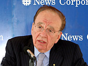 News Corp. Chairman-CEO Rupert Murdoch has spent more than $1.2 billion on internet companies over the past year.