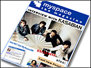 MediaWorks imagines what a MySpace magazine would look like.