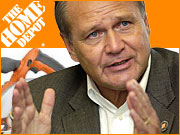 Under Robert Nardelli's reign as CEO, Home Depot's advertising budget grew 107% to $1.1 billion annually.