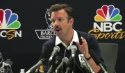 Jason Sudeikis in an NBC Sports video