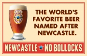 Newcastle's 'No Bollocks' Campaign