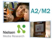 Nielsen says media agencies will be able to use the new A2/M2 data in their planning tools to 'optimize combined TV/internet campaigns.'