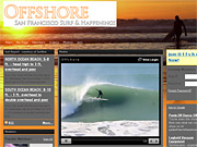 The site's features include photo sharing, video sharing, RSS and blogs.