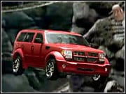 Dodge's Nitro -- tough enough for a man, but also marketed to a woman.