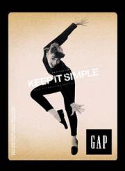 VP-Marketing Kyle Andrew oversaw Gap's Audrey Hepburn skinny black campaign.