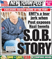 The Post has been scouring social media for 'racists rants.'