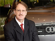 Audi of America Exec VP Johan de Nysschen said, 'Understatement is inherent in Audi's DNA. It's time for Audi of America to stop being so understated.'