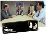 NBC is posting 'The Office: The Accountants' webisodes every Thursday.