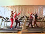 OK Go's homemade performance clip drew an audience of millions on YouTube.