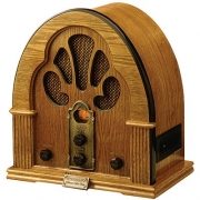 Radio, the first electronic mass media.