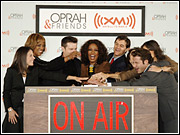 Advertisers including Acuvue, Dove, GE, Iams, JC Penney, SlimFast, Splenda, Target, Warners TrueFit, AirTran, Honda and Rinnai have bought into Oprah's XM radio show.