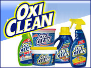 Key to the deal is Oxi Clean, which brought in about two-thirds of parent Orange Glo's $200 million in sales last year.