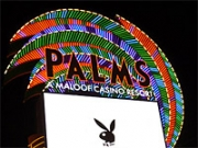 The Playboy Lounge is reborn at The Palms.