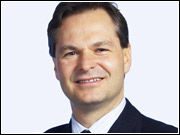 John Partilla, , president of Clear Channel's global media sales
