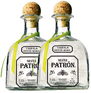 $50-a-bottle Patron tiquila has raised its ad budget by 150% this year.