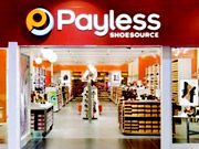 Collective Brands' Payless ShoeSource is a retail chain with more than 4,500 locations.