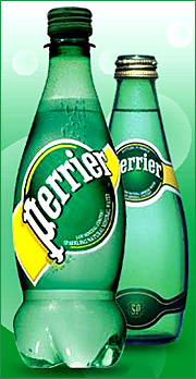 By telling its story, the French company has over the years been able to explain what gives Perrier a uniqueness that cannot be copied. | ALSO: Comment on this story in the 'Your Opinion' box below.