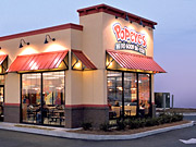 Popeyes operates shy of 2,000 restaurants in the U.S. and abroad, and spent $28 million on domestic measured media last year according to TNS Media Intelligence.