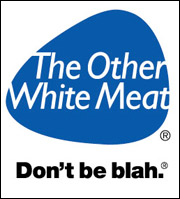 The National Pork Board's 'the other white meat' tag dates back to the late 1980s.
