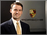 David Pryor is Porsche's new head of marketing strategy and advertising.