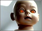 Sony's creepy baby