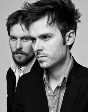 Ian (left) and David Purchase
