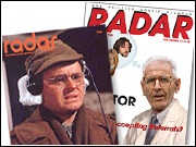 The 'Radar' retrospective, now online.