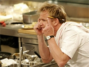 Potty-mouthed Gordon Ramsay