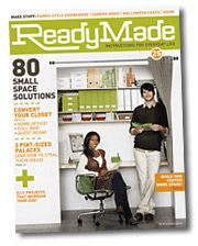 'ReadyMade' appealed to Meredith because of its reach among younger adults.