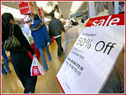 This year's Black Friday saw more and deeper discounts than ever before. But are the big retail chains making the same mistake as the airlines industry? | ALSO: Comment on this article in the 'Your Opinion' box below.