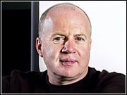 Saatchi Worldwide CEO Kevin Roberts
