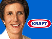New Kraft CEO Irene Rosenfeld today for the first time laid out her vision for fixing the slow-growing company.